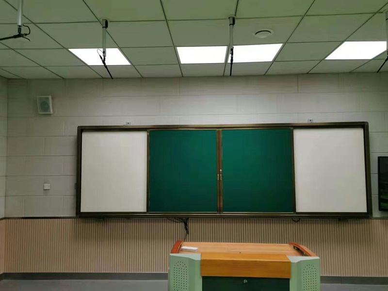 教学磁性绿板