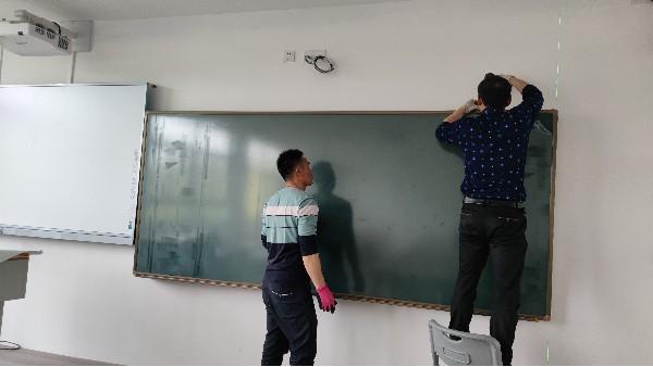 教室黑板如何安装那些事,我来告诉你呀-优雅乐