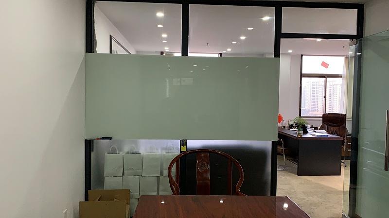 定做烤漆玻璃白板