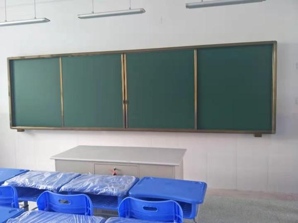 优雅乐数年来为锡山实验小学提供教学黑板