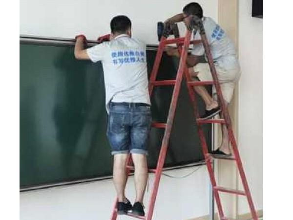 学校用移动磁性黑板怎么做书写不摇晃且安全-优雅乐