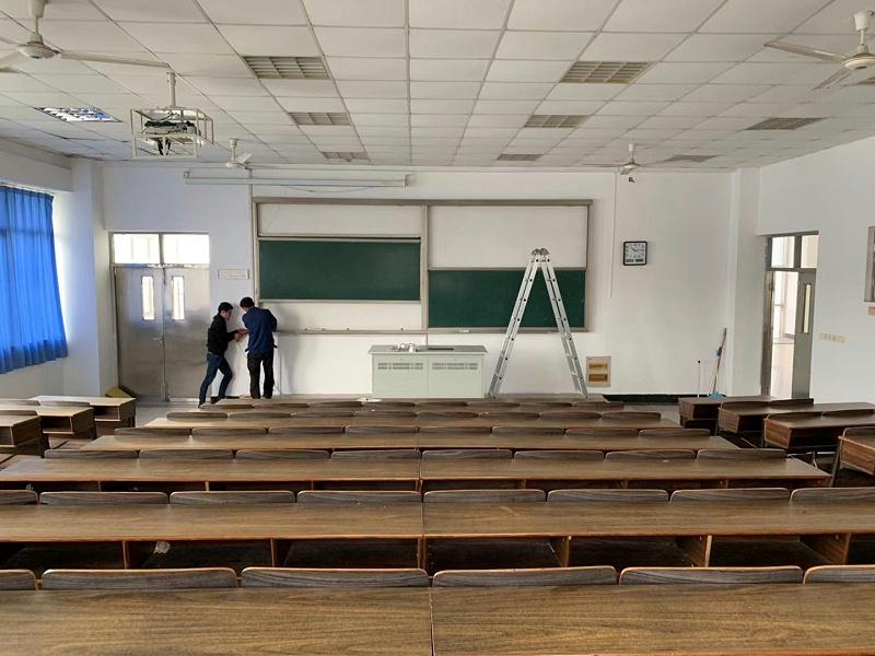 阶梯教室升降黑板