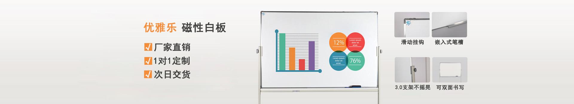 磁性白板,教学白板,厂家直销-优雅乐